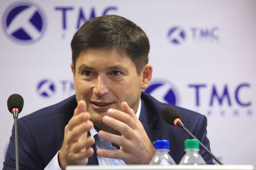 директор «ТМС групп» Ренат Нугайбеков