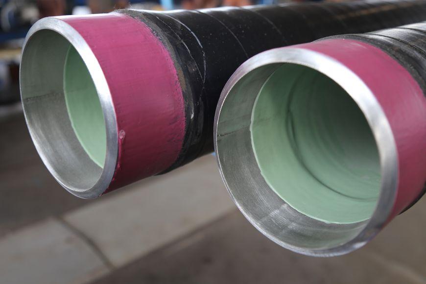 Трубы с металлизационным покрытием, как новый виток борьбы с коррозией сварного соединения