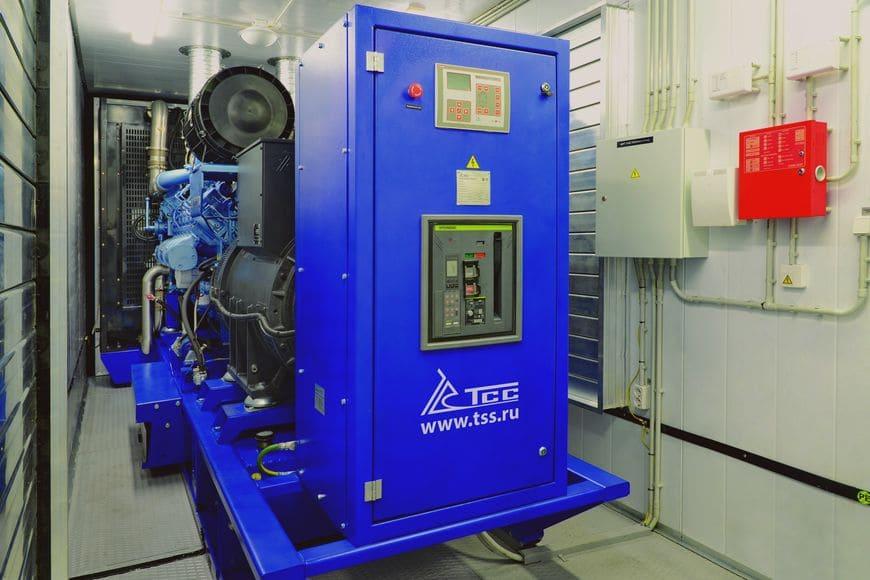 дизельная генераторная установка ТСС