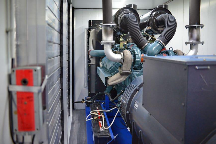 Дизельные электростанции ТСС обеспечивают энергией ряд объектов АО «Мессояханефтегаз» на Ямале