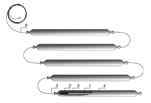Заземлитель АЗК-МП(ОП)-КГ (тип II)