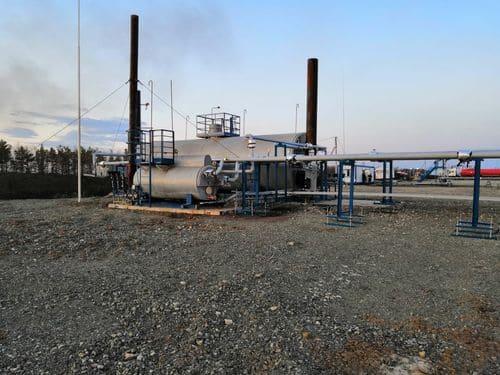 Оборудование для обустройства нефтегазовых месторождений