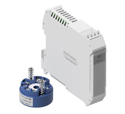 Преобразователи измерительные с аналоговой обработкой сигнала с цифровой обработкой сигнала и HART-протоколом VM, VM-Exi