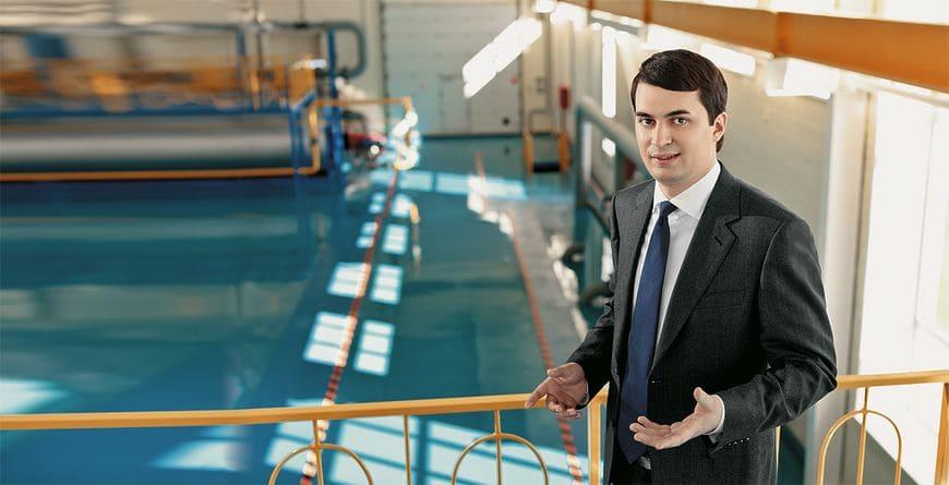 М. В. Вахрушев – Президент ЗАО Научно-производственный холдинг «ВМП»
