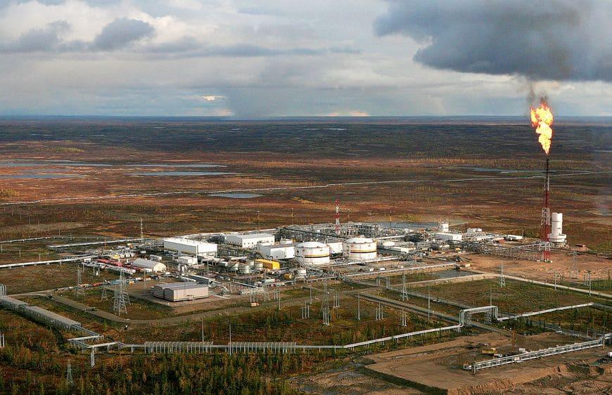 Металлоконструкции ЦПС, УПСВ ЮГ, УПСВ СЕВЕР Ванкорского нефтегазового месторождения, 2006–2014 г.г