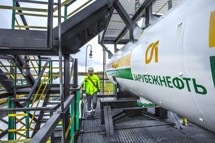 «Зарубежнефть» впервые реализовала партию нефти на экспорт в режиме онлайн-аукциона