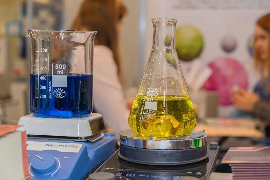 Новая концепция организации выставки «Химия-2020»