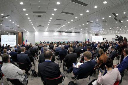 Татарстанский нефтегазохимический форум 2020