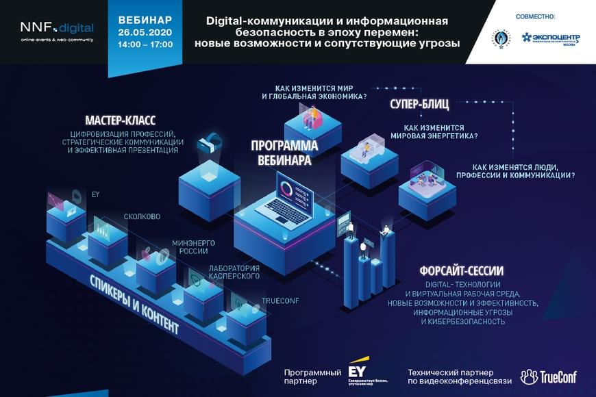 Digital-коммуникации и информационная безопасность в эпоху перемен: новые возможности и сопутствующие угрозы