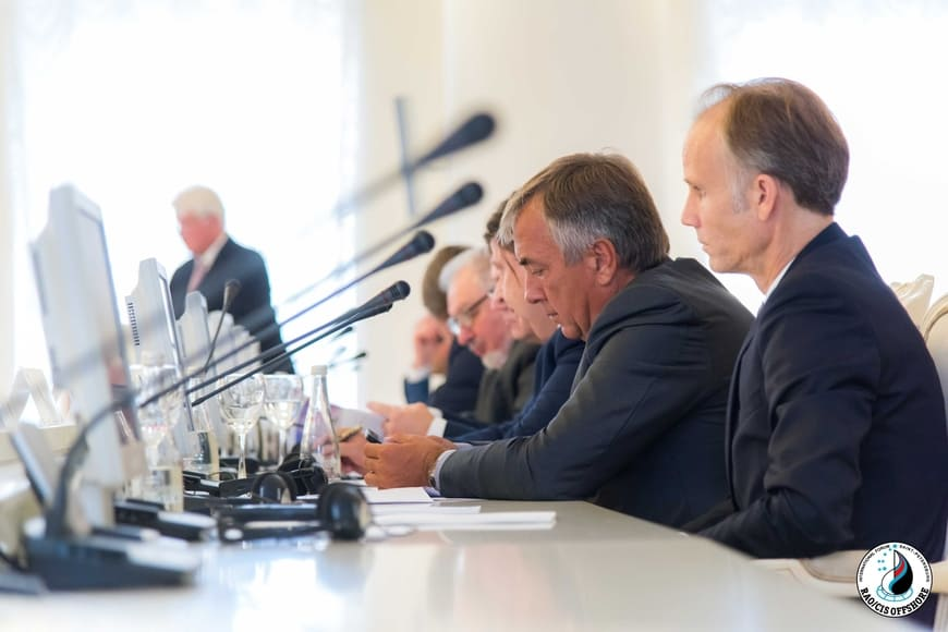 Компания «DNV GL AS» (Норвегия) выступит спонсором «RAO/CIS Offshore 2021»