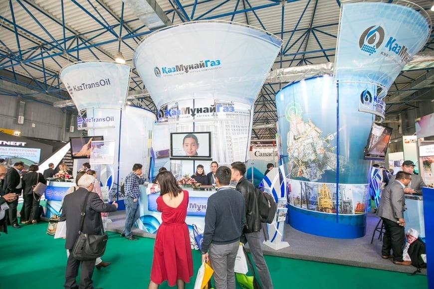 27-я Казахстанская международная выставка «НЕФТЬ И ГАЗ» / KIOGE 2021