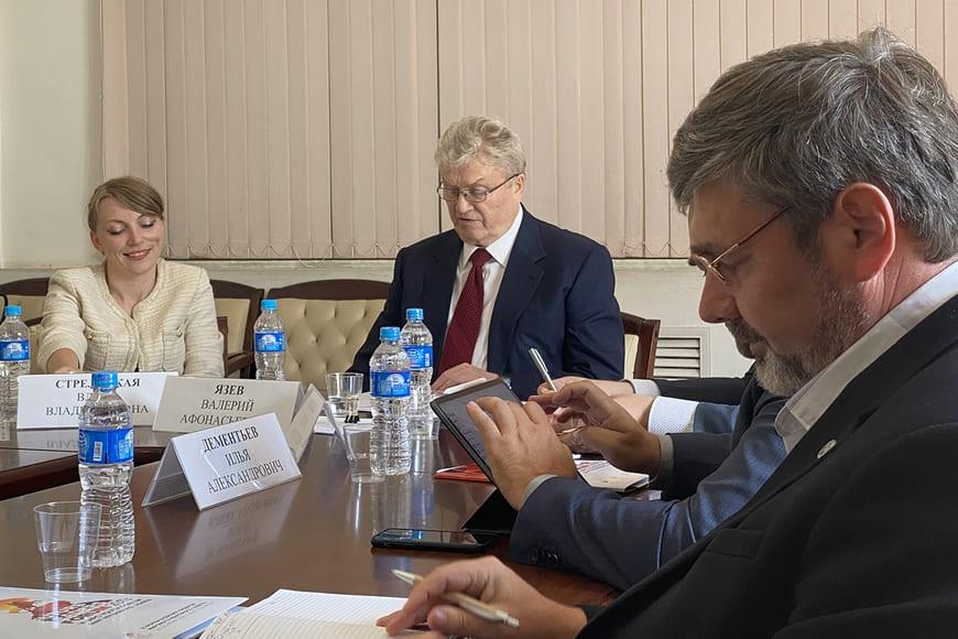 Состоялся Пленум Российского национального комитета МНС