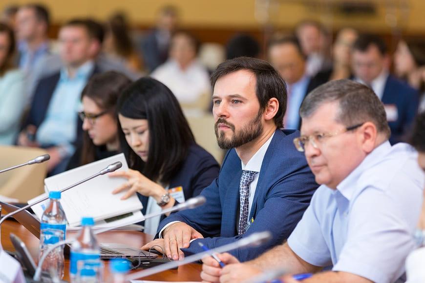 5-й ежегодный юбилейный международный инвестиционный Восточный нефтегазовый форум