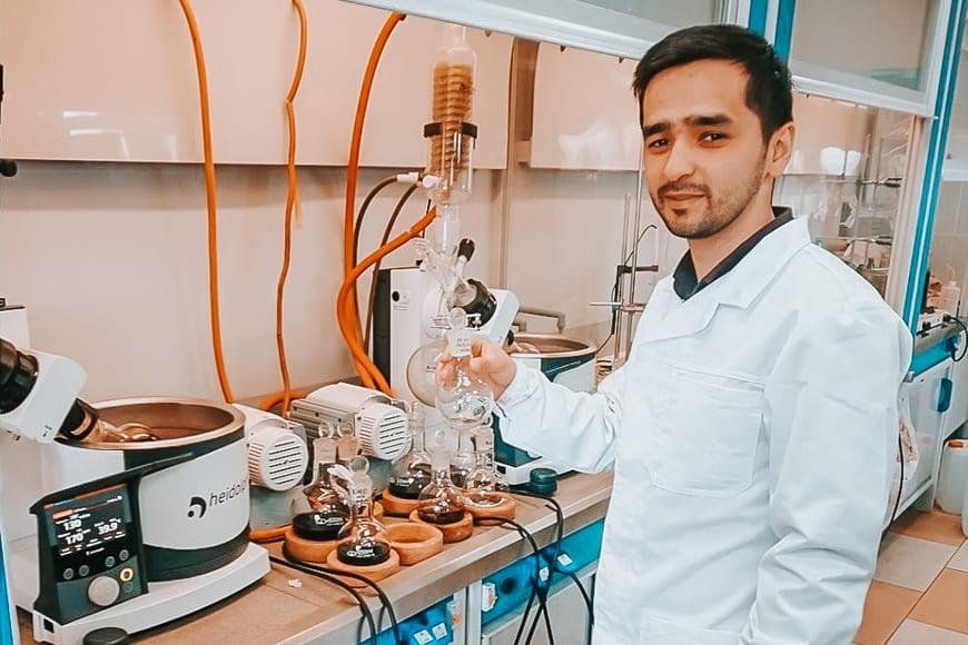 Ученые КФУ разработали новые внутрипластовые катализаторы