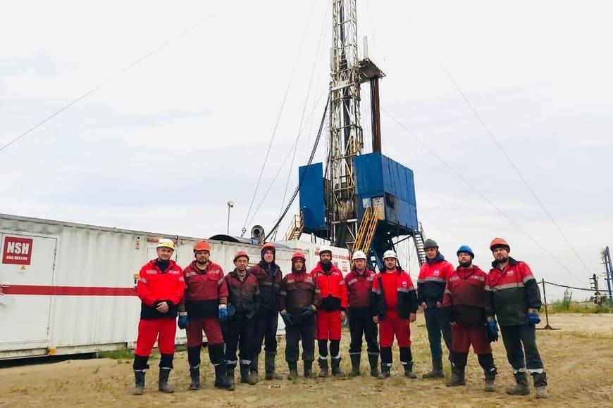 Новый рекорд реконструкции скважин на Приобском месторождении