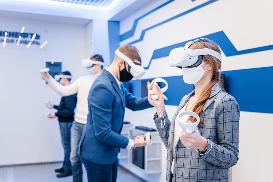 Студенты ТПУ будут изучать основы нефтегазового дела с помощью VR-технологий