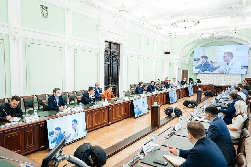 Водородные технологии и снижение углеродного следа обсудили ТПУ и «Газпром нефть»