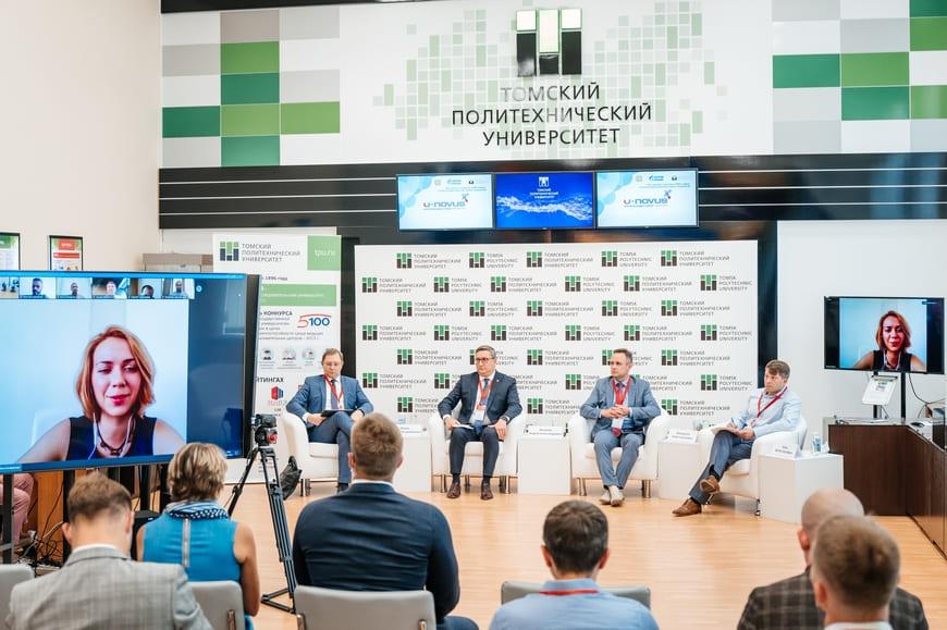 В ТПУ обсудили развитие технологий для добычи «трудной» нефти